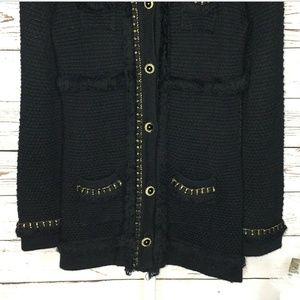 INC International Concepts Sweaters - INC International Concepts button front cardigan M